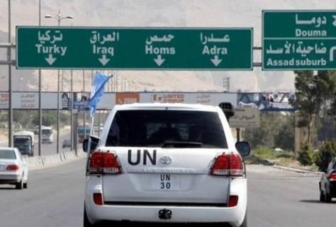 Διαψεύδει ο ΟΗΕ ότι αποσύρει το προσωπικό του από τη Συρία