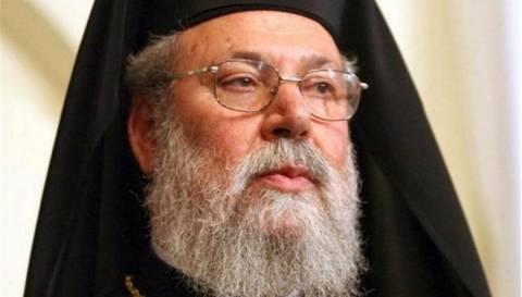 Αρχιεπίσκοπος Κύπρου: Θα καλέσω τον λαό σε επανάσταση