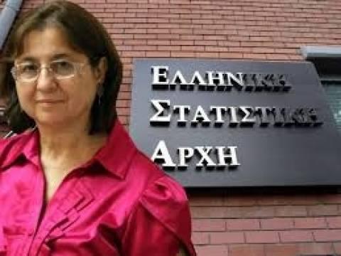 Υπόθεση ΕΛΣΤΑΤ: Το διορισμό ειδικού Εφέτη ζητά η Ζ. Γεωργαντά