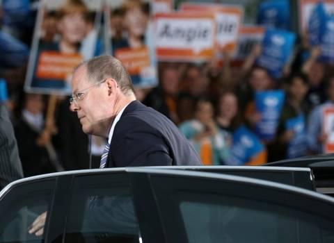 Στάινμπρουκ: Ο Σνόοουντεν «έδειξε μεγάλο θάρρος και πολιτική ευθύνη»
