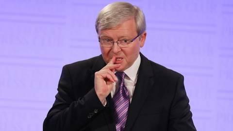 Αυστραλία: Σε μια ύστατη προσπάθεια ο πρωθυπουργός Ραντ τάζει τα πάντα