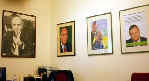 Σημίτης, Παπανδρέου και Βενιζέλος στη γιορτή του ΠΑΣΟΚ