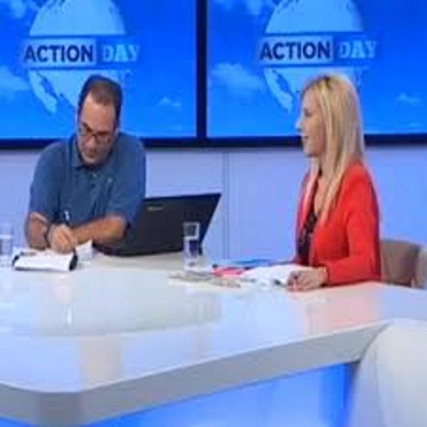 To newsbomb.gr στο «Action 24»