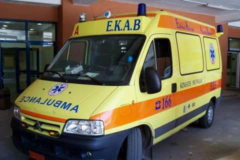 Λέσβος: Εργατικό δυστύχημα-Εργάτης καταπλακώθηκε από τμήμα στέγης