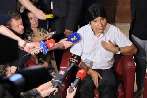 Έβο Μοράλες: Επιστρέφει στην Ευρώπη δύο μήνες μετά την περιπέτειά του