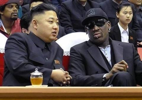 Ο Ρόντμαν θα ξανασυναντήσει τον «φίλο» του Κιμ Γιονγκ Ουν