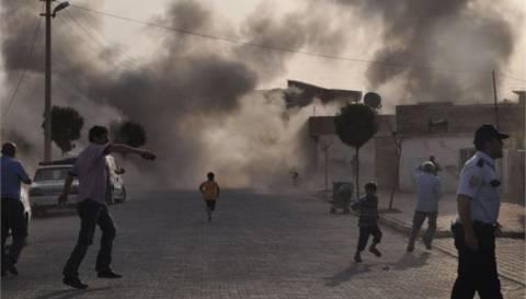 Φονική έκρηξη στα σύνορα Τουρκίας-Συρίας