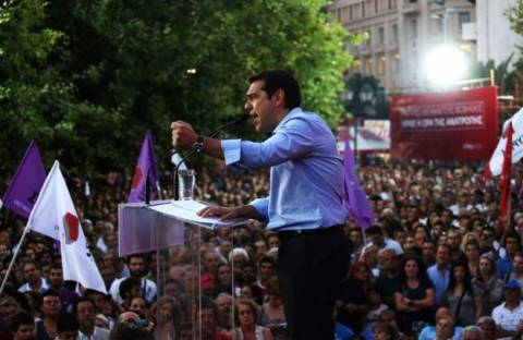 Και επίσημα σε εκλογική ετοιμότητα ο ΣΥΡΙΖΑ-Μανιφέστο με τους στόχους
