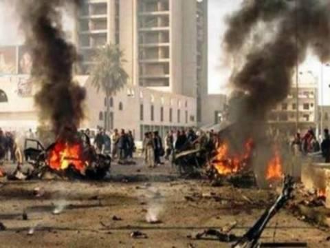 Μπαράζ βομβιστικών επιθέσεων στο Ιράκ-Δεκάδες νεκροί και τραυματίες