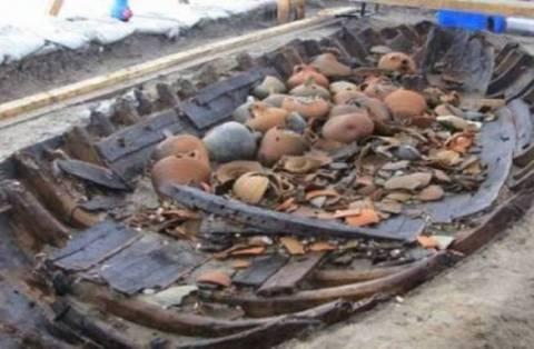 Στο λιμάνι του Θεοδόσιου μεταφέρονται 37 βυζαντινά πλοία