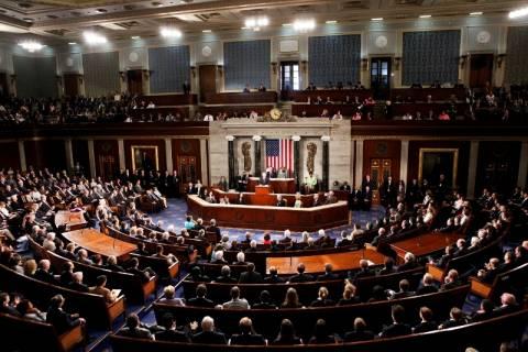 Γερουσία ΗΠΑ: Την Τετάρτη θα παραδοθεί το κείμενο του ψηφίσματος