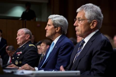 ΗΠΑ: Εγκρίθηκε το σχέδιο επέμβασης στη Συρία και πάει προς ψήφιση