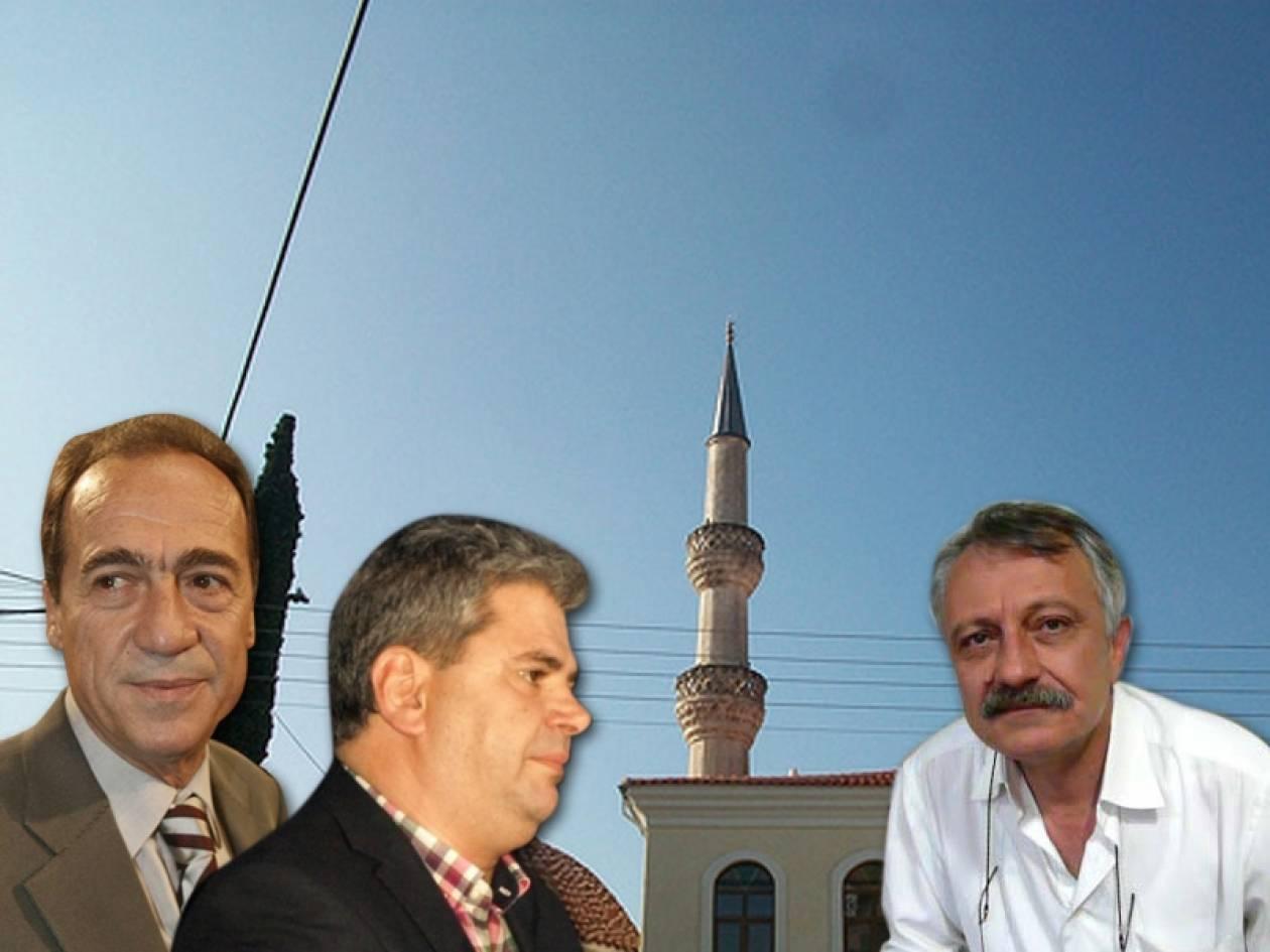 Ανθελληνικό ντελίριο στη Θράκη από ψευτομουφτήδες και τρεις βουλευτές