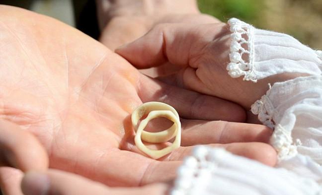 Ο γάμος που κόστισε... ένα ευρώ - Δείτε τις φωτογραφίες