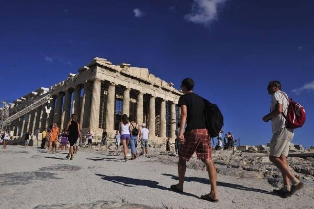 Νέο δημοσίευμα της WSJ για σημαντική άνοδο του ελληνικού τουρισμού