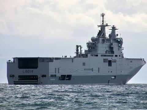 Ρωσία: Τα πολεμικά σκάφη στη Μεσόγειο θα αντιδράσουν, αν χρειαστεί