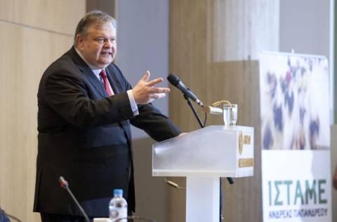 Βενιζέλος: Δεν υπήρχε ούτε υπάρχει ένα σχέδιο Β εκτός ΕΕ και ευρώ