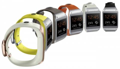 """Galaxy Gear: Το πρώτο """"έξυπνο"""" ρολόι της Samsung"""