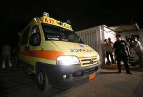 Χανιά: 30χρονος έπεσε σε χαντάκι αλλά γλίτωσε!