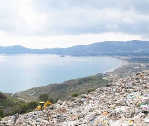 Ζάκυνθος: Γέμισε ο ΧΥΤΑ στον Σκοπό