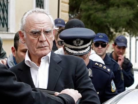 Τσοχατζόπουλος: Η φυλάκιση της γυναίκας μου είναι προκαταβολή ποινής