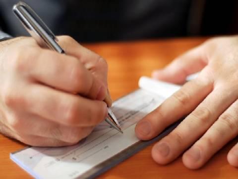 «Xαλαρώνει» η ΤτΕ τους όρους για τους εκδότες ακάλυπτων επιταγών