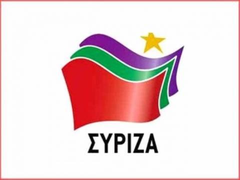 Επίθεση ΣΥΡΙΖΑ στην κυβέρνηση και το ΠΑΣΟΚ