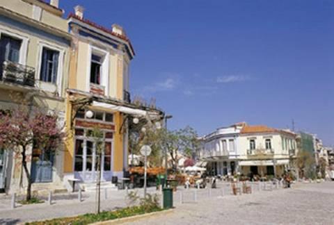 Μετονομάζεται η Πλατεία Θησείου σε Ζακλίν ντε Ρομιγί