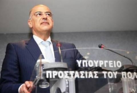 Ικανοποίηση Δένδια για απόφαση του ευρωκοινοβουλίου στο μεταναστευτικό