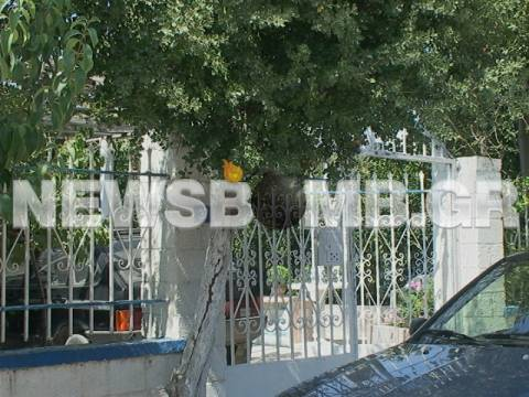 Αρτέμιδα: Είδε τους ληστές στο σπίτι του και ξεψύχησε (pics+vid)