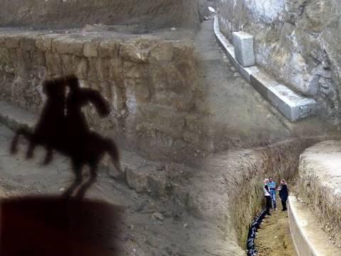 Νέα δεδομένα για τον «τάφο του Μεγάλου Αλεξάνδρου» στην Αμφίπολη