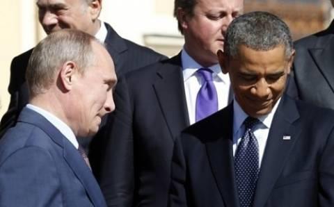 Πούτιν: Οι αντάρτες έριξαν τα χημικά στη Συρία