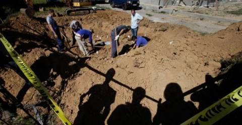 Ομαδικός τάφος βρέθηκε στη Βοσνία-Ερζεγοβίνη