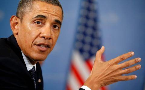 Ομπάμα: Ανοιχτό ενδεχόμενο επέμβασης χωρίς έγκριση του Κογκρέσου