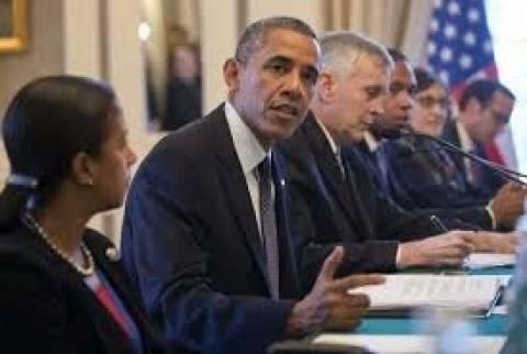 Στήριξη στις ΗΠΑ για τη Συρία από 10 συμμάχους τους