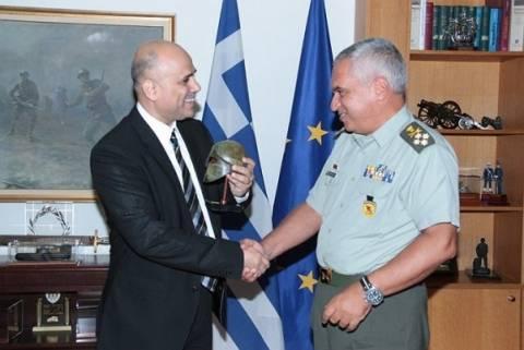 Συνεργασία των πολεμικών αεροποριών Ελλάδας – Κατάρ