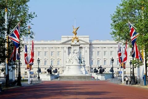 Σύλληψη δύο υπόπτων  για απόπειρα διάρρηξης στο Παλάτι του Μπάκιγχαμ