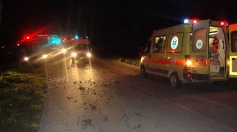 Ορχομενός: Αυτοκίνητο σκότωσε 29χρονο μπροστά στα μάτια του γιου του