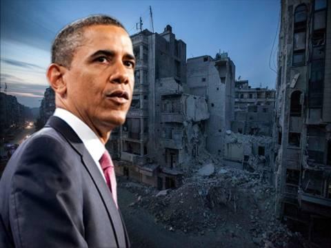 Ομπάμα: Η Συρία δεν είναι ένα ακόμα Ιράκ ή Αφγανιστάν