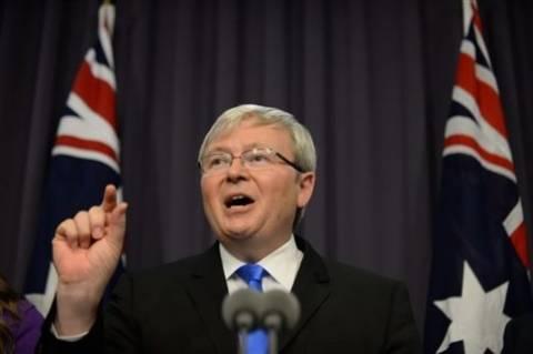 Αυστραλία: Ο απερχόμενος πρωθυπουργός Ραντ παραδέχθηκε την ήττα του