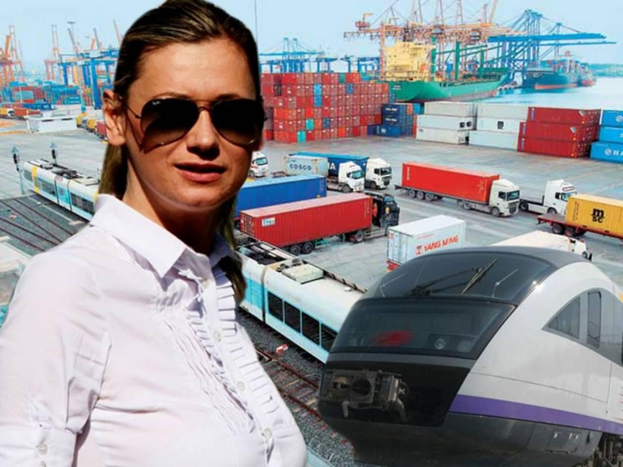 Νέα... σκάνδαλα στον ΟΣΕ με Γερμανούς πρωταγωνιστές!