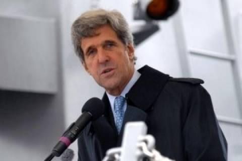 Κέρι: Ο αμερικανός πρόεδρος δεν θα περιμένει τους επιθεωρητές του ΟΗΕ