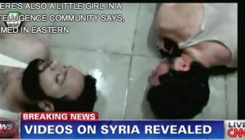 Συρία: Νέα σοκαριστικά βίντεο με τα θύματα των χημικών