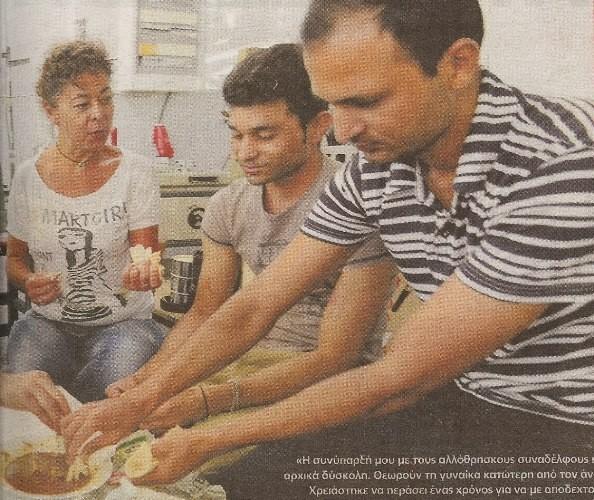 Στη μάχη της επιβίωσης: Έλληνες δουλεύουν με αλλοδαπούς για 3 ευρώ!