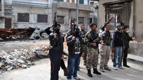 Συρία: Στα χέρια των αντικαθεστωτικών η πόλη Μααλούλα