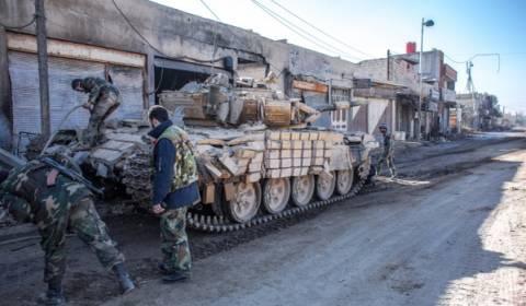 Συρία: «'Ετοιμες οι σειρήνες και τα καταφύγια»