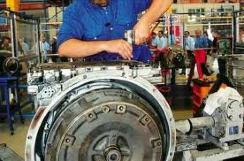 ΕΛΣΤΑΤ: Πτώση του δείκτη βιομηχανικής παραγωγής τον Ιούλιο