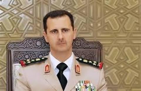 Άσαντ: «Θα πρέπει να περιμένετε τα πάντα» προειδοποιεί τις ΗΠΑ