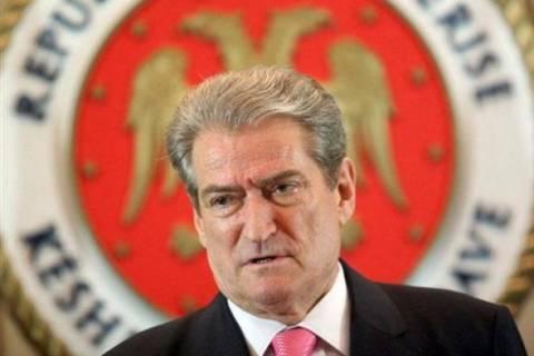 Αλβανία: Παραιτήθηκε ο Σαλί Μπερίσα
