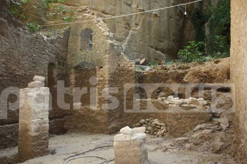 Ανακαλύφθηκε ο μεγαλύτερος ναός της Μεταβυζαντινής περιόδου